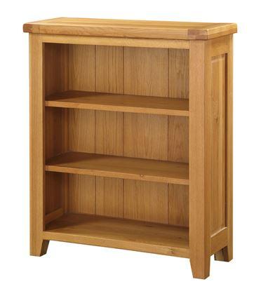 Picture of Acorn Solid Oak Bookcase Small