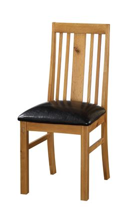 Picture of Acorn Solid Oak Dining Chairs
