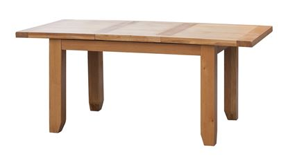 Picture of Acorn Solid Oak Extending Table Large