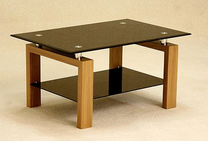 Picture of Adina Black Coffee Table