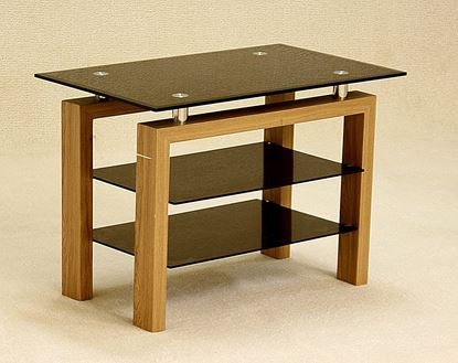 Picture of Adina Black TV Bench