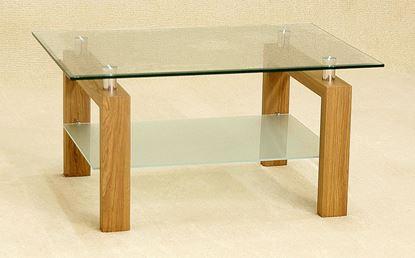 Picture of Adina Coffee Table Oak