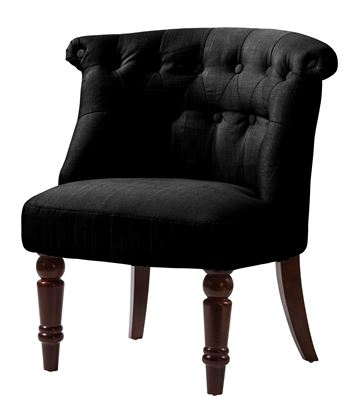 Picture of Alderwood Fabric Chair Black