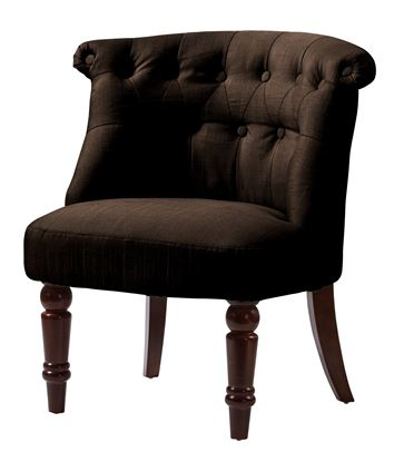 Picture of Alderwood Fabric Chair Brown