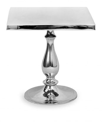 Picture of Aluminium Polished Table 15.5 Model A-6630
