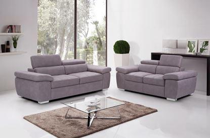 Picture of Amando Fabric 3 Seater Sofa