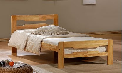 Picture of Amelia Solid Wood Single Bed