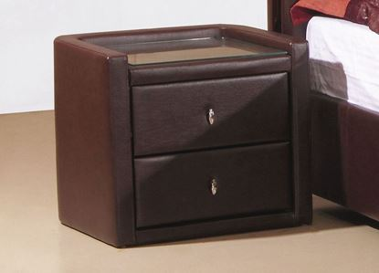Picture of Caxton Bedside PU