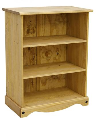 Picture of Corona Bookcase Small with 2 Shelves