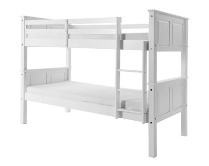 Picture of Corona Bunk Bed White