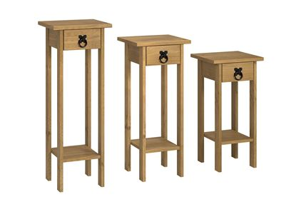 Picture of Corona Plant Stands (Set of 3)