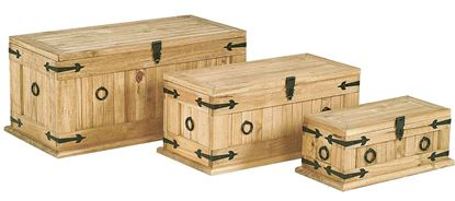 Picture of Corona Trunk Set Monterey