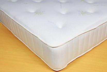 Picture of Double Mattress Aloe Vera Memory Foam