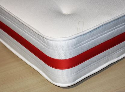 Picture of 4 Foot Mattress Spring Flex Memory Foam