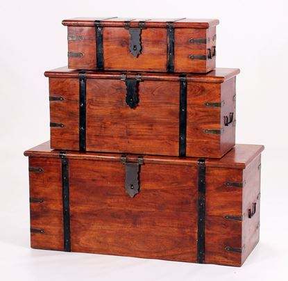 Picture of Jaipur Decor Trunk Set 1413