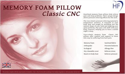 Picture of Memory Foam Pillow Classic
