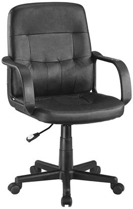 Picture of Mia Office Chair Black