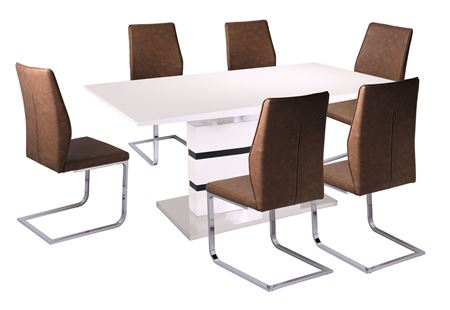 Picture for category Dining Tables 6 Chairs